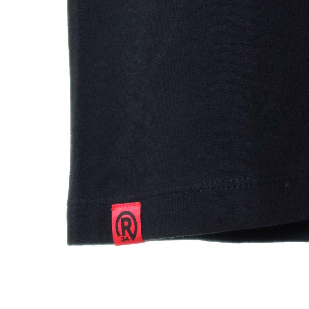 RealBvoice(リアルビーボイス)/ジャパンハート ウェーブファイターレディスTシャツ (ア)ブラック