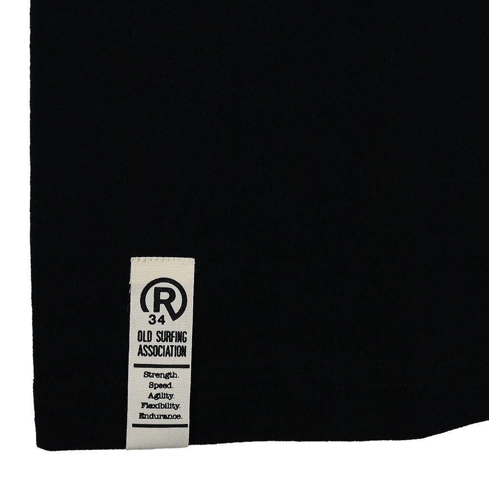 RealBvoice(リアルビーボイス)/ウォーターマン スピリット タイプS Tシャツ (ウ)ブラック