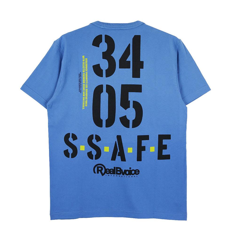 RealBvoice(リアルビーボイス)/ウォーターマン スピリット タイプS Tシャツ (イ)ブルー…back