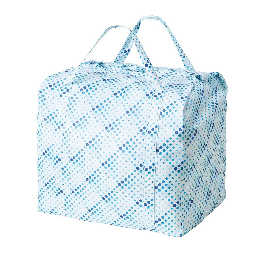 「ファブリーズ」ライセンス寝具/消臭抗菌 西川ふとん3点セット 収納袋付き