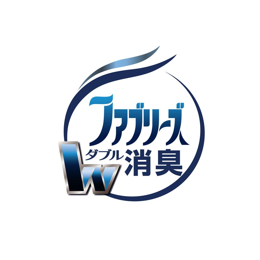 「ファブリーズ」ライセンス寝具/消臭抗菌 西川まくらパッド ドット柄 ファブリーズは米国P&Gの商標です。