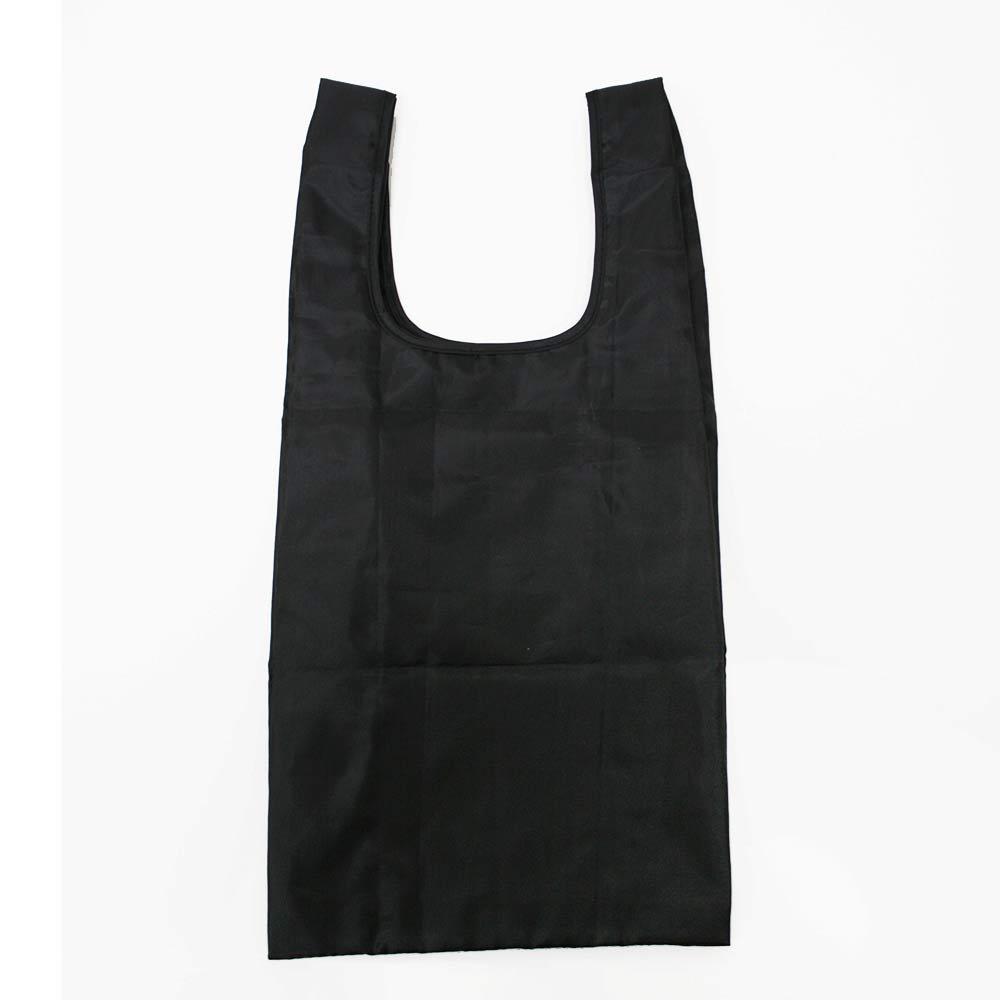 moz(モズ)/ダイカットエコバッグ (エ)ブラック…back