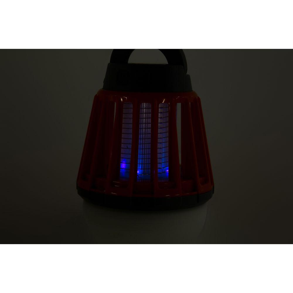 LEDモスキートランタン 紫外線
