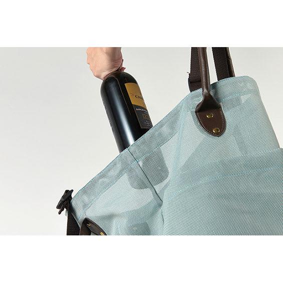 cocoro picnic(ココロ ピクニック)/コクリコ トゥティーバッグ 汚れに強く、通気性がいい素材