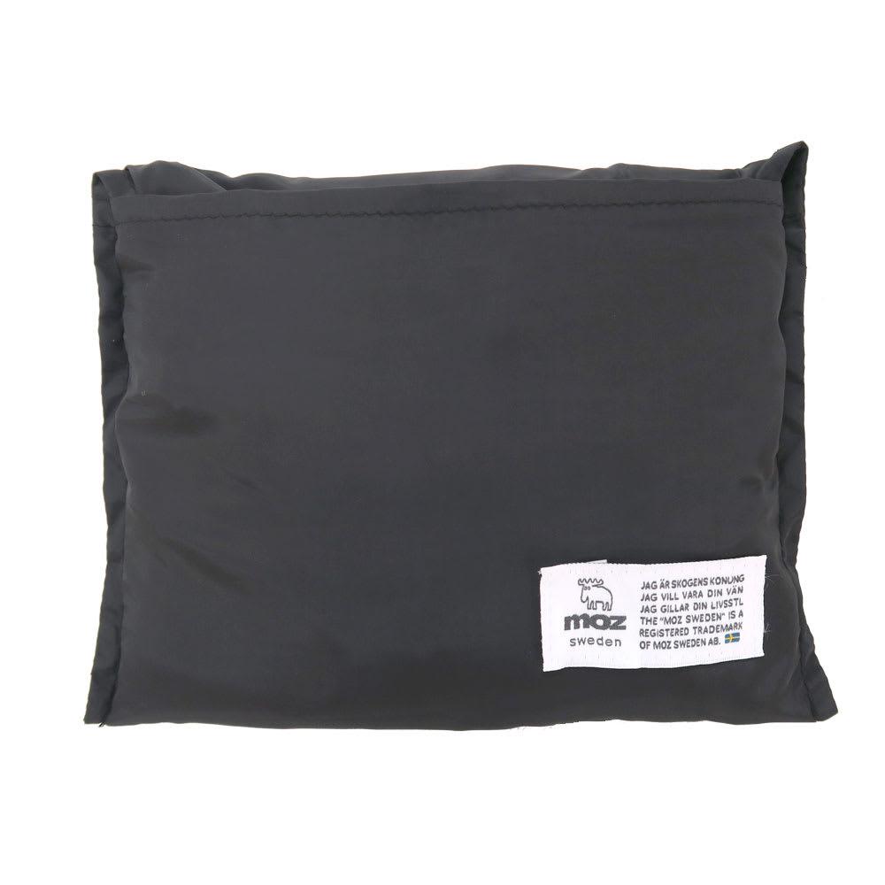 moz(モズ)/巾着ショッピングトート 小さく折りたたむことができます