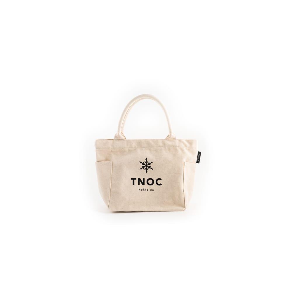 TNOC ミニトートバッグ THE TOTE mini back