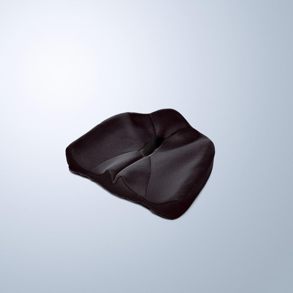 COGIT(コジット)/ロングドライブ腰対策クッション (イ)ブラック
