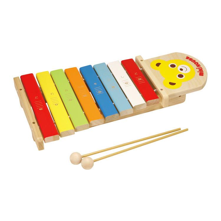 miki HOUSE(ミキハウス)/シロフォン|おもちゃ