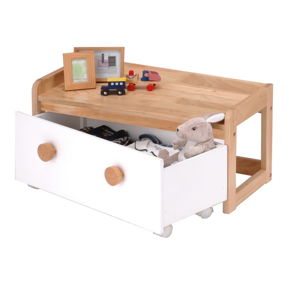 na-KIDS(ネイキッズ)/キッズ ボックステーブル 使用イメージ
