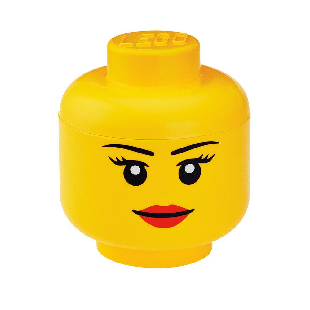 LEGO/レゴ ストレージヘッド Lサイズ (イ)ガール