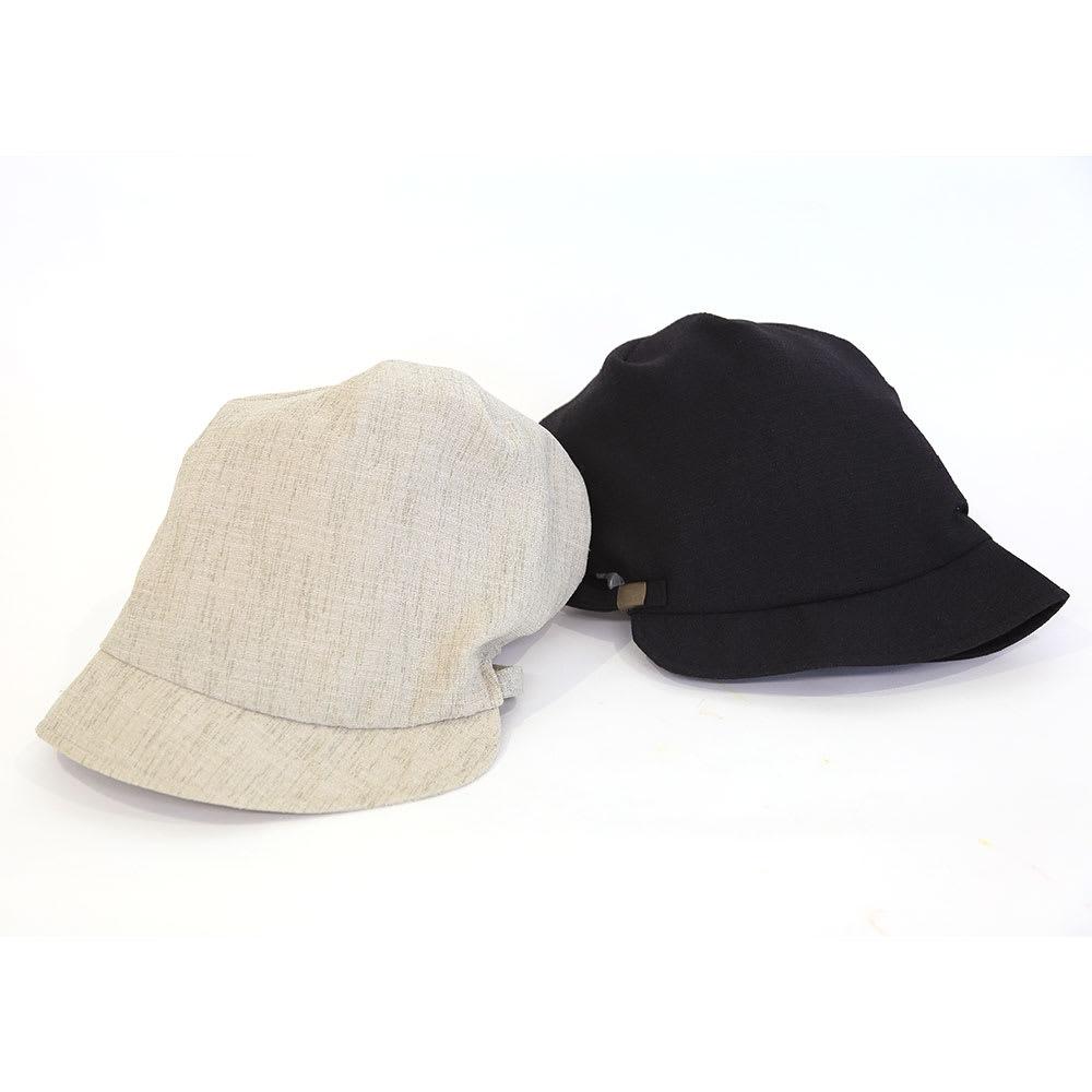 ORIHARA STYLE(オリハラスタイル)/私も小さな女優帽 (ア)ベージュ、(イ)ブラック