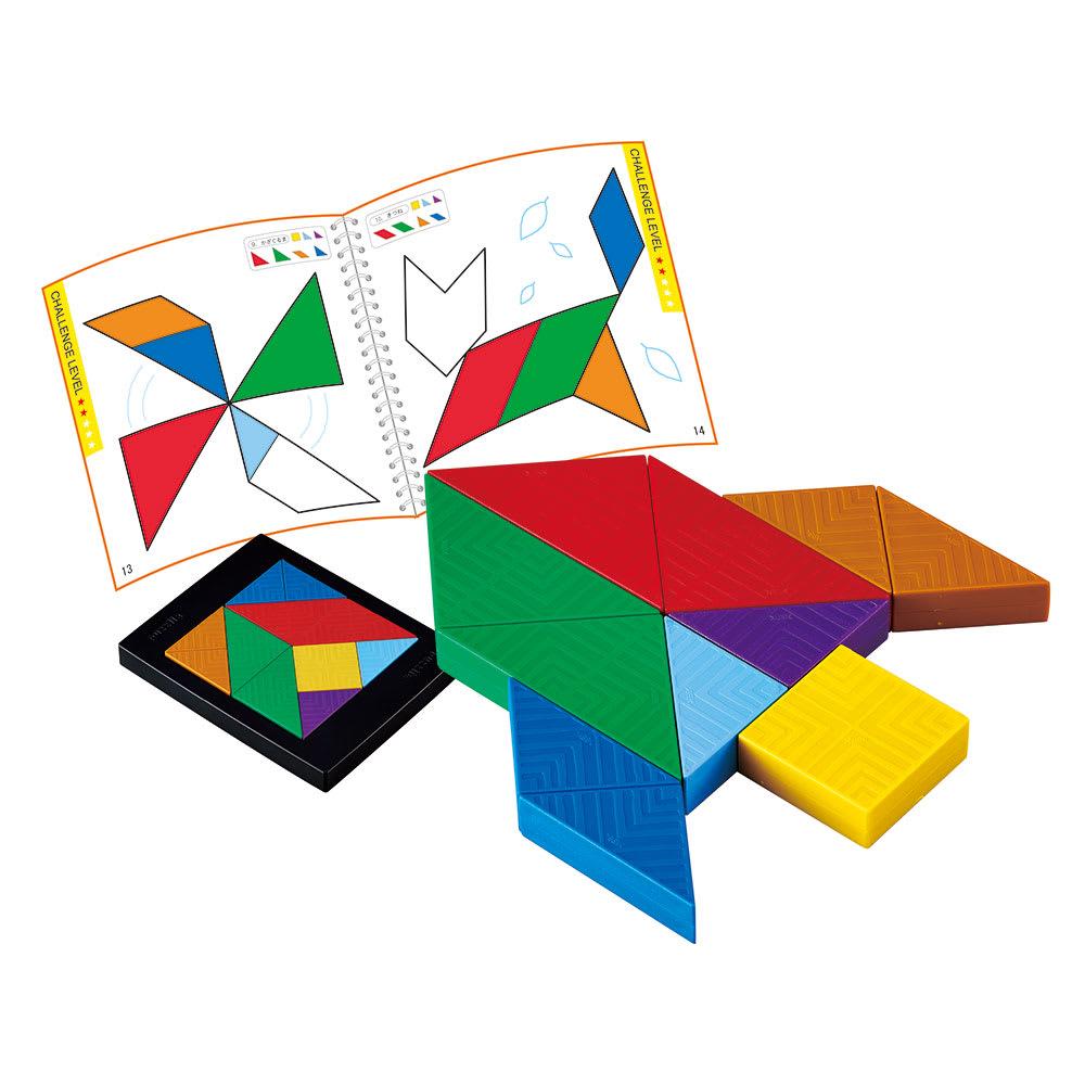 Ed・Inter(エド・インター)/脳力タングラム|おもちゃ・知育玩具