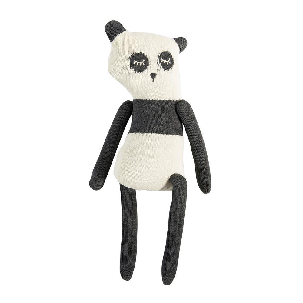 sebra(セバ)/ぬいぐるみ|ベビー おもちゃ (イ)パンダ