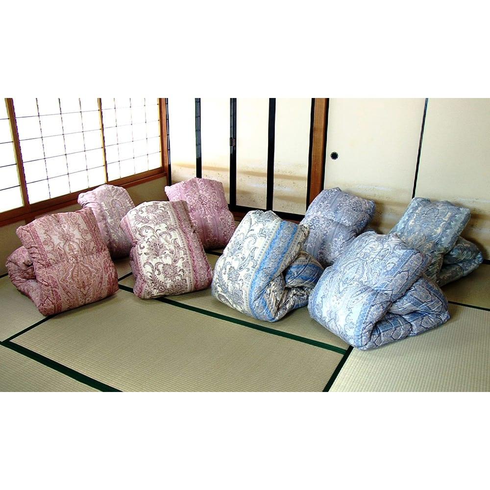 羽毛布団のフルリフォーム(クイーン)ダンショク