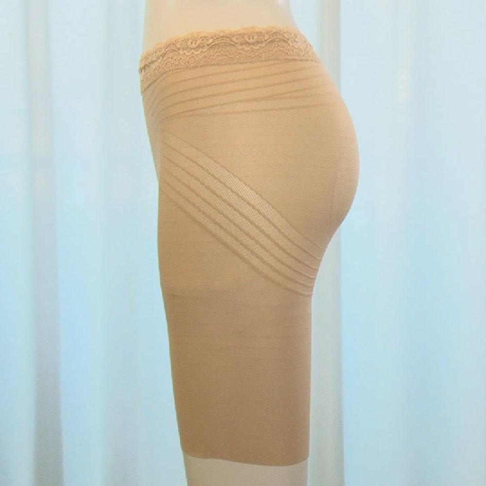 美ボディメイクヒップ 骨盤周りに圧をかけて、物理的に骨盤を立たせて、姿勢を整えます。