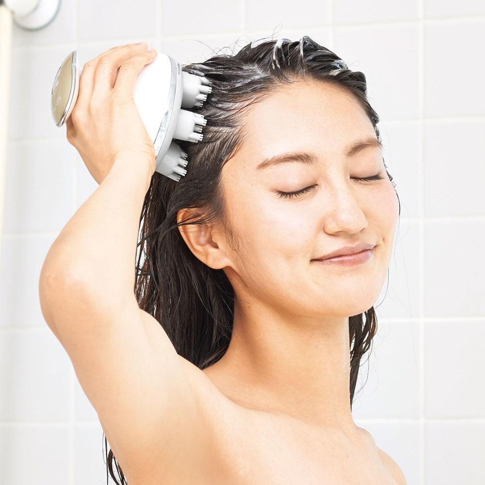 ミーゼ ヘッドスパ リフト お風呂でも使えます!