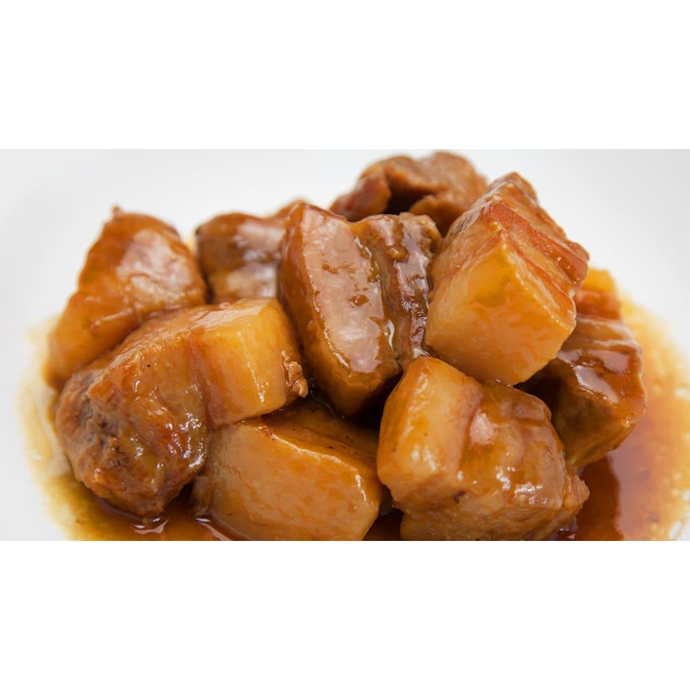 低温DEクッカー 【調理例】豚の角煮