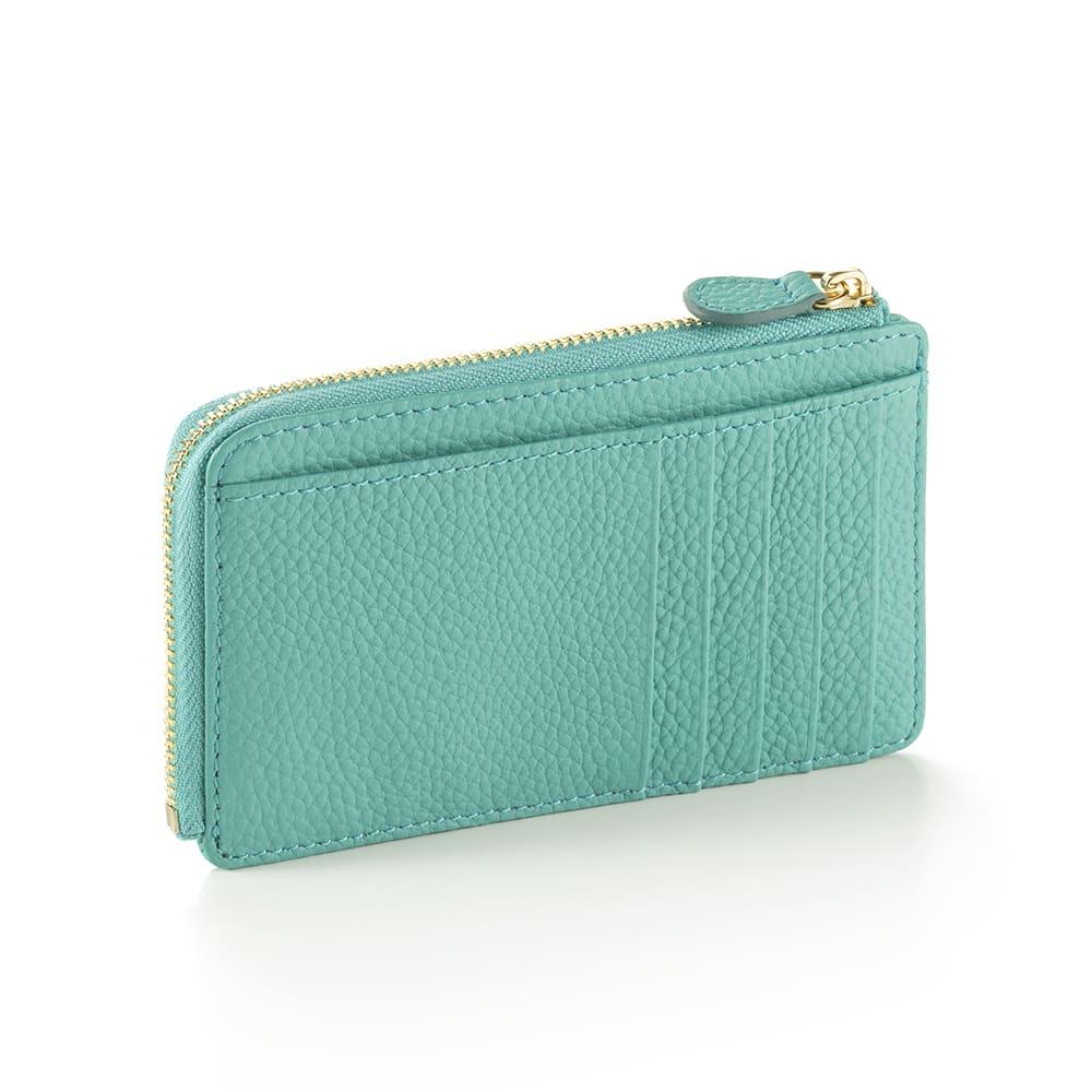 レジェンド松下 ちょうどいいウォレットバッグ 《フラグメントケース》今ブームのフラグメントケースをセット!素材は本革でハイブランドのような高級感。カードだけでなく小銭やお札も入ります。