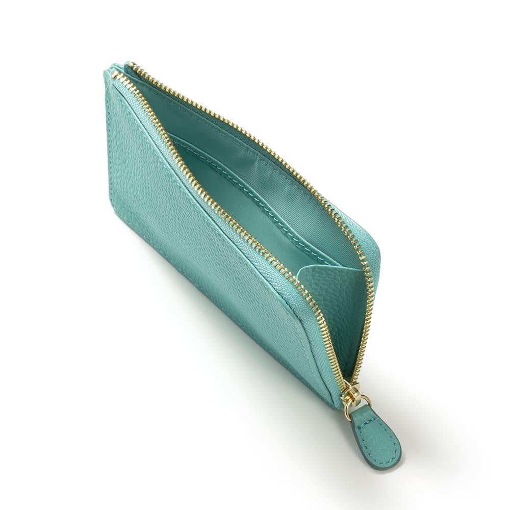 レジェンド松下 ちょうどいいウォレットバッグ 《フラグメントケース》財布よりさらに薄いのに機能的、キャッシュレス派に断然おすすめです。