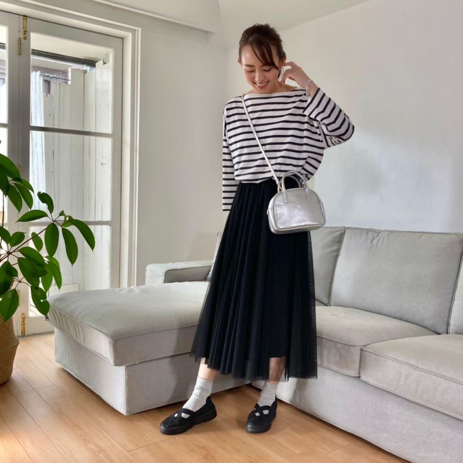 GOMUGOMU/ゴムゴム クロスシューズ (ア)ブラック…秋は靴下と合わせても可愛い