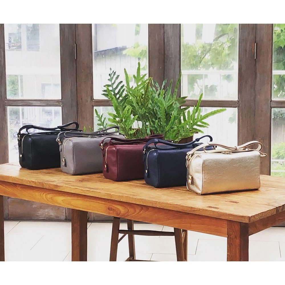 千秋プロデュース 12ポケットバッグ