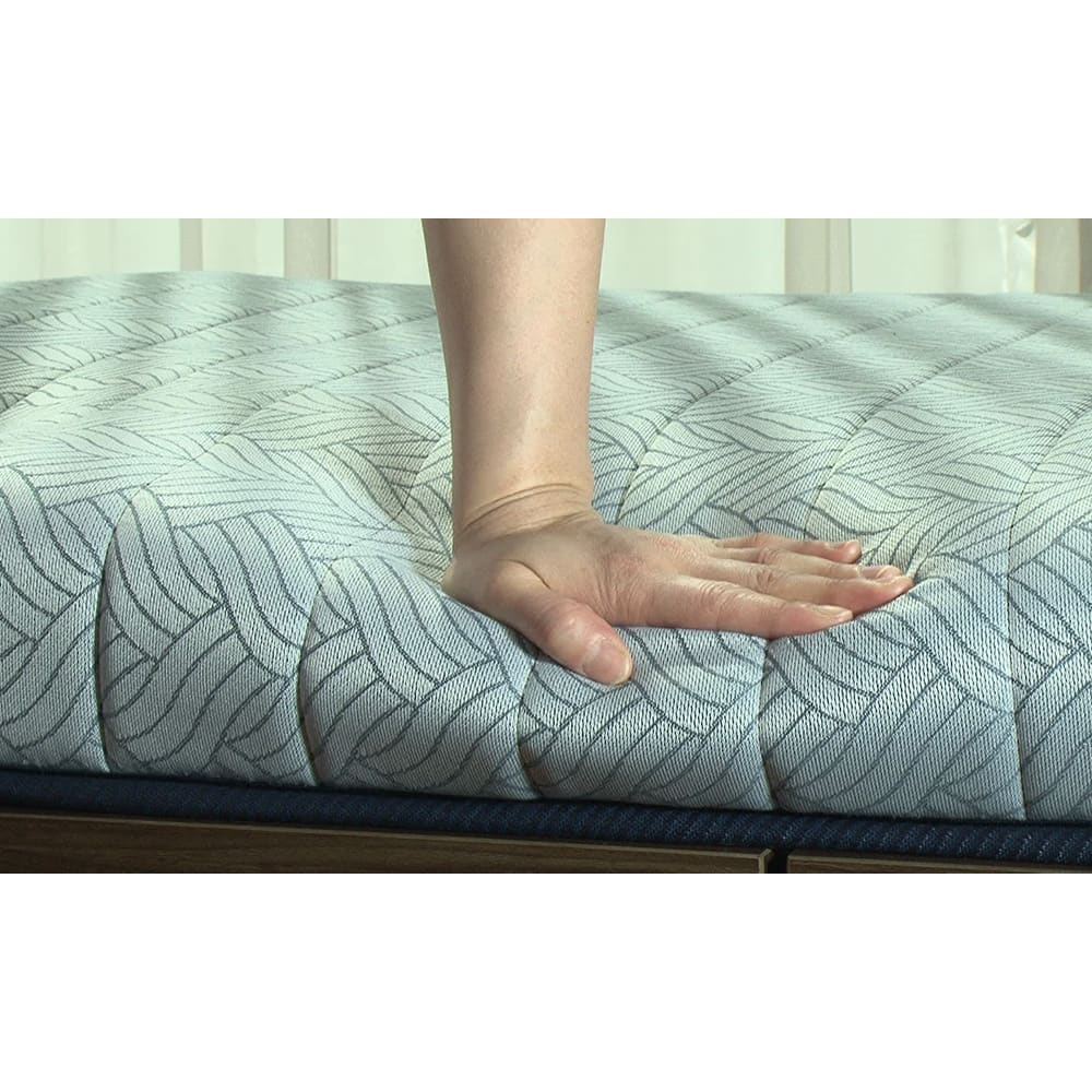 FranceBed/フランスベッド エアリーフォース(シングル) ◎程よい反発力があるから、寝返りも打ちやすい。