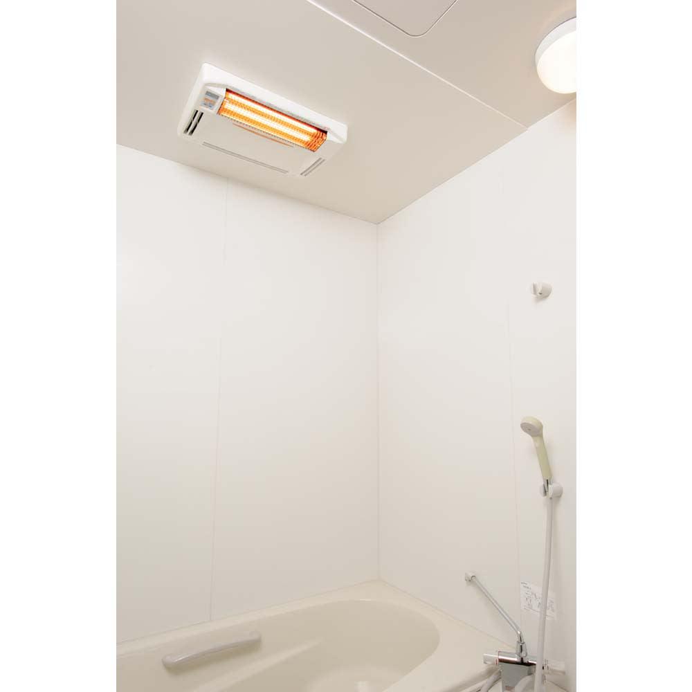 浴室換気乾燥暖房機(標準取り付け工事付き) (イ)天井に換気扇や換気口が付いている場合は「天井用」をお選びください。マンションなどのユニットバスにも対応。