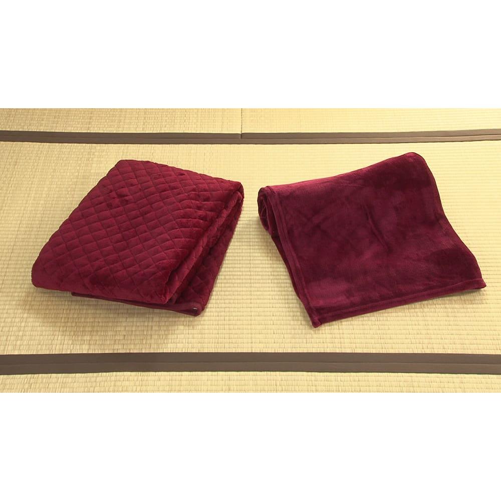 西川の特選寝具 ダブルセット(8点+特典2点付き) 【特典】毛布&敷きパッド
