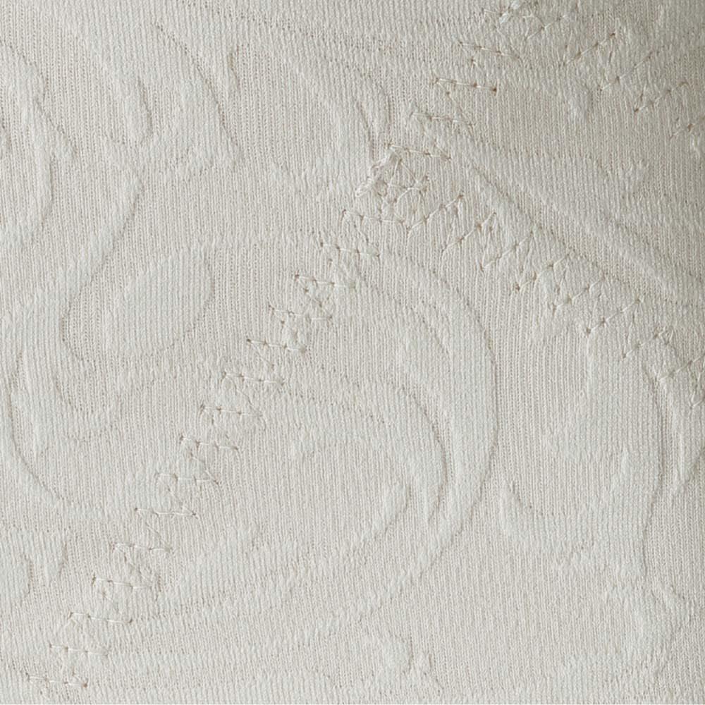 芦屋美整体 骨盤スリムスパッツ(色・サイズが選べる2枚組) 見えてもおしゃれな柄編みデザイン!