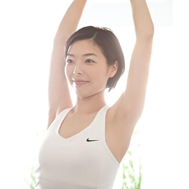 ジェットスリムボディMAX 【監修】ピラティストレーナー・野口早苗さん