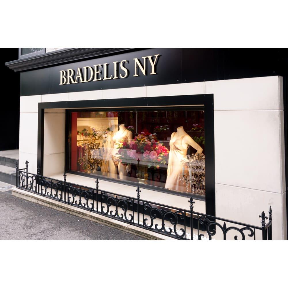 BRADELIS NewYork/ブラデリスニューヨーク 綿混すっきり ブラキャミ