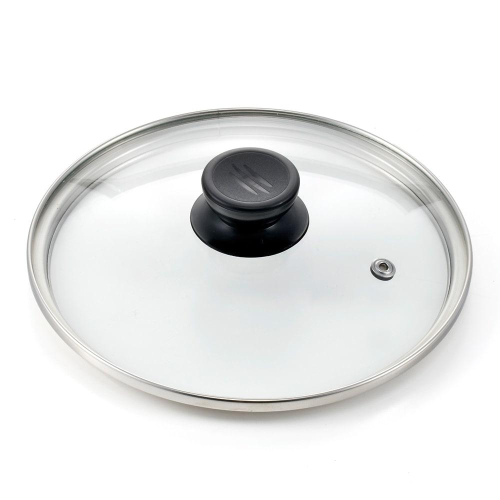 【コンパクト電気圧力鍋 2.5L専用】ガラスふた 単品 【通販】