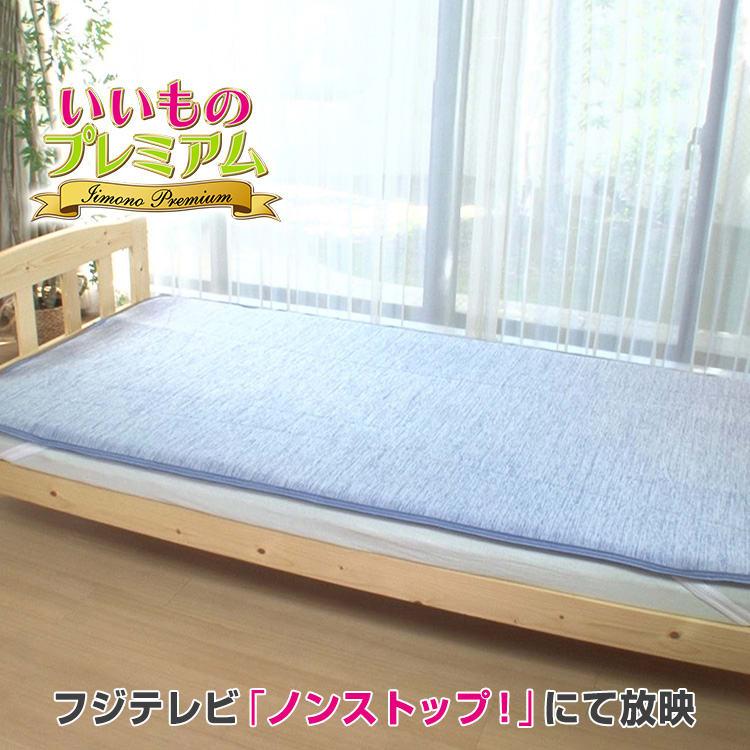 クールアイス 洗えるジェル敷きパッド シングル AR1748