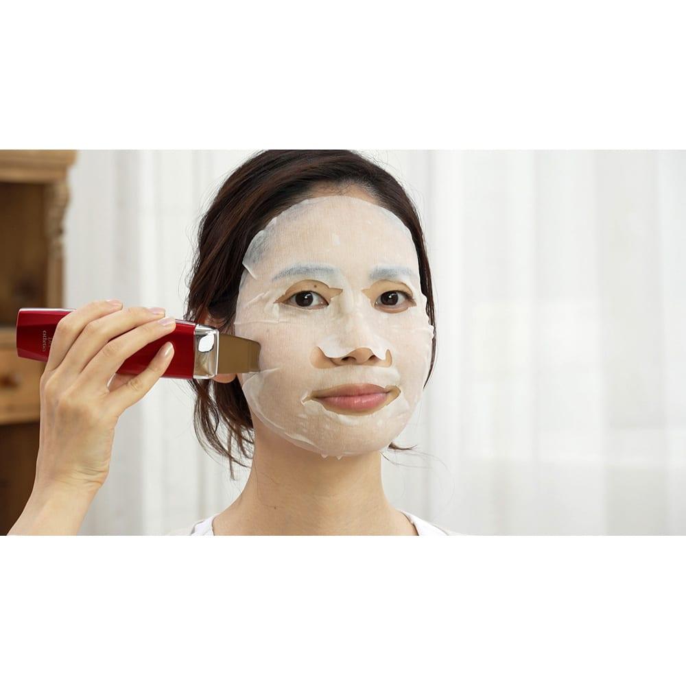 アクアリフトピーリング 特別セット 浸透ケア:化粧水・美容液を塗ってからお使いください お手持ちのパックの上からの使用もおオススメです