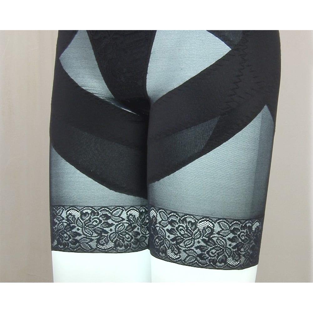 芦屋美整体 骨盤プロリセットショーツ ビューティー(色サイズが選べる3枚組) 裾にはストレッチレース