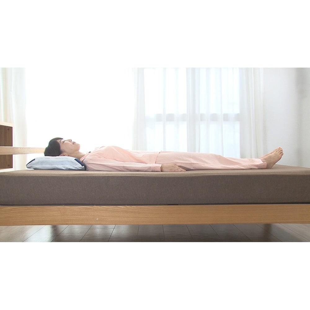 TBC エステナイトピロー お得な2個組 ★美姿勢にこだわるTBCだからこそ!こだわったポイント★<br>寝ている間も美しい寝姿勢に導きます。