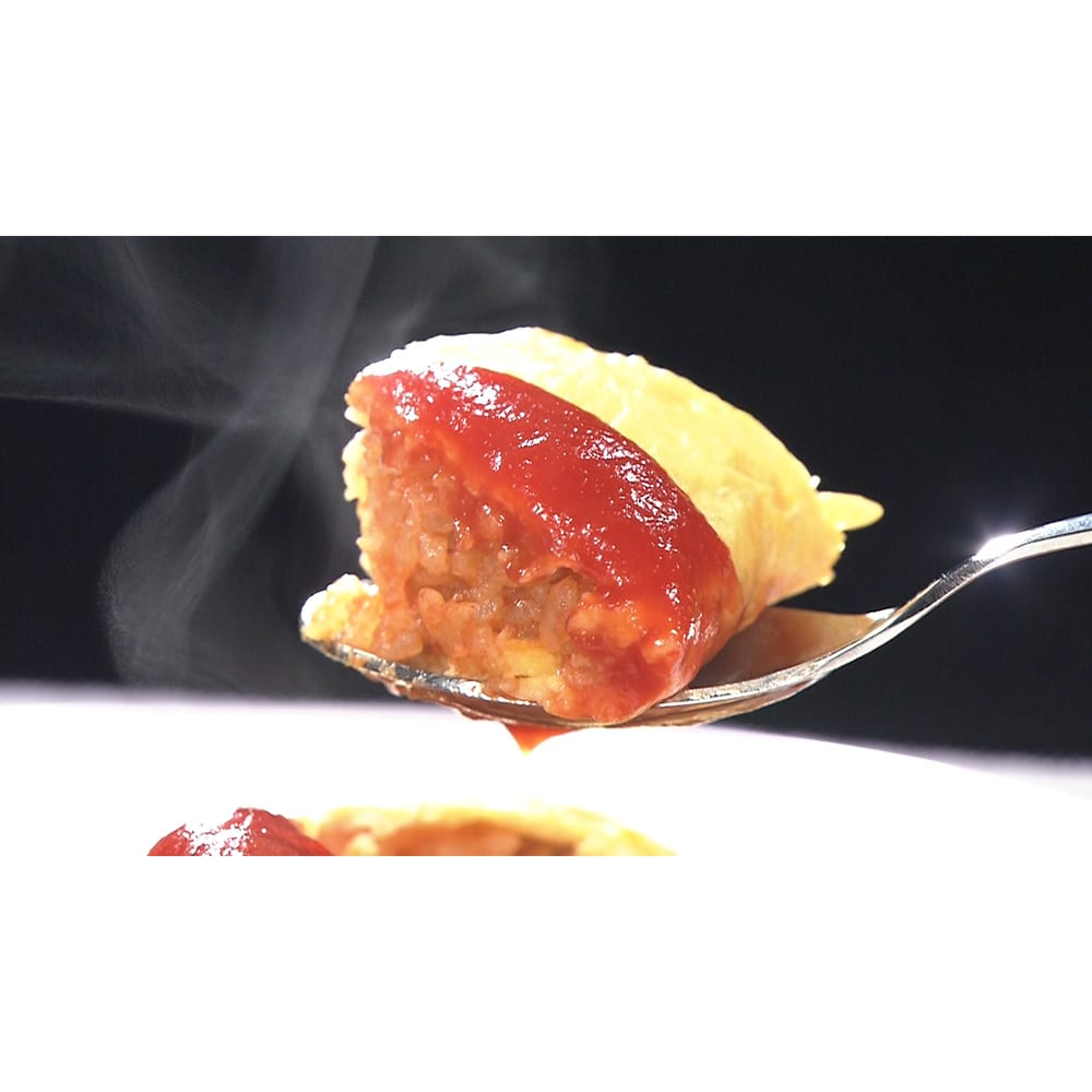 三代目たいめいけん茂出木浩司シェフ監修 オムライス20食 名店の味をご自宅で!