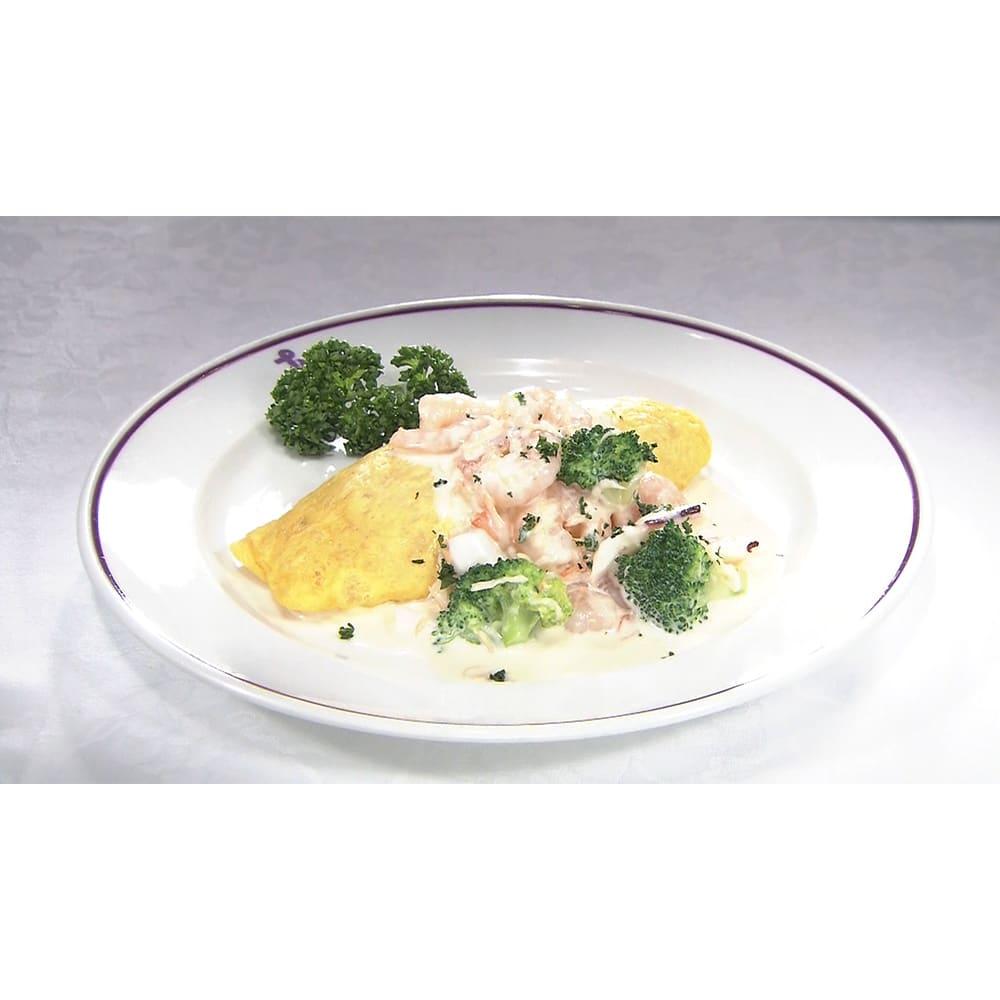 三代目たいめいけん茂出木浩司シェフ監修 オムライス20食 【アレンジ例】ホワイトソースと合わせて
