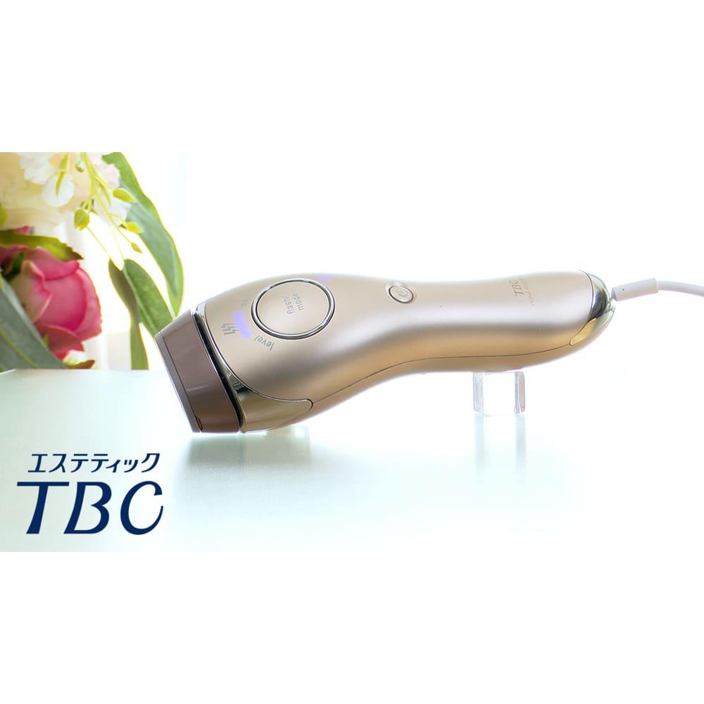 TBC ヒカリビューティ3 エステティックTBCの最新家庭用光美容器がついに登場!