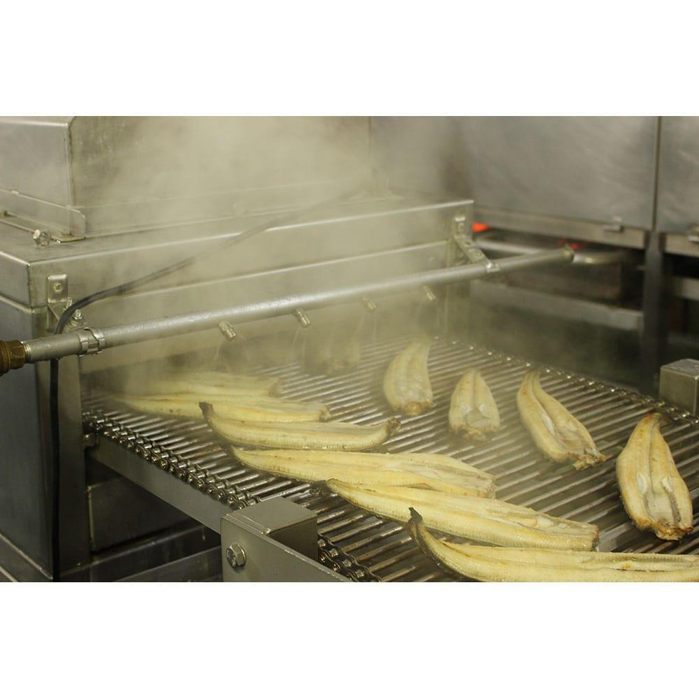 国産うなぎ ワケあり 60g×10食セット 【蒸し】鰻をしっかり蒸すことで、身をふっくらさせています