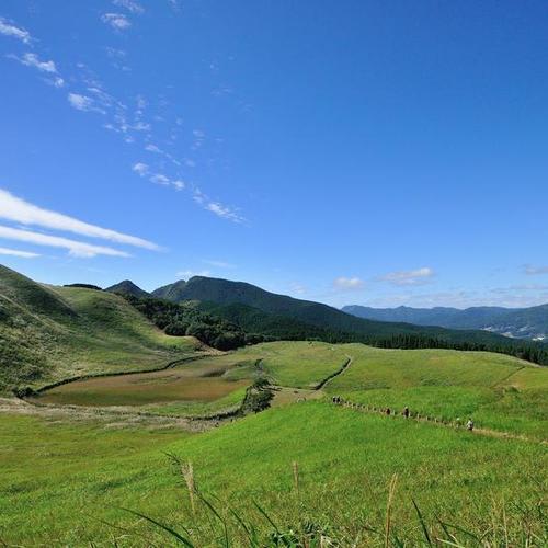 一足早い、奈良・曽爾高原の秋
