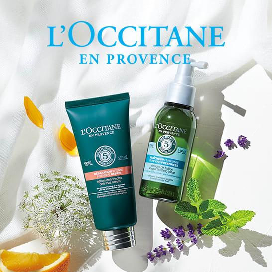 L'OCCITANE・ロクシタン ピュアフレッシュネス