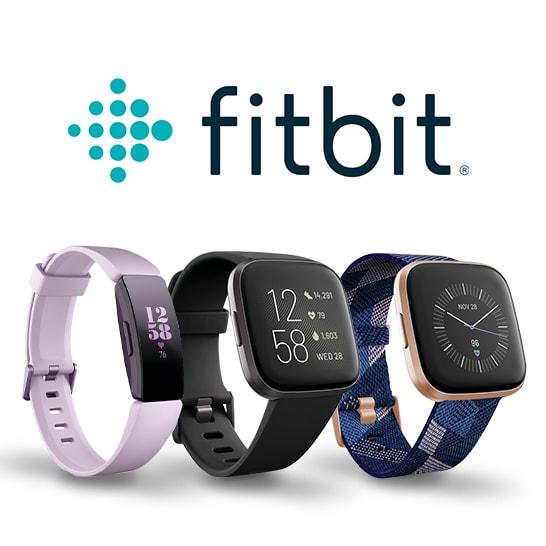 スマートウォッチ|fitbit