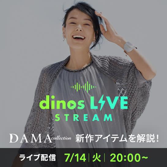 DAMA collection ライブ