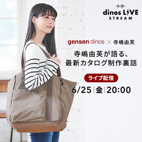 寺嶋由芙のgensen dinos 裏話ライブ