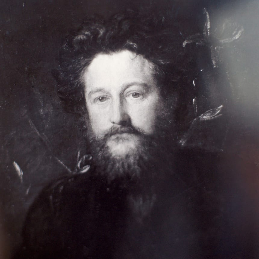 William Morris(1834~1896)