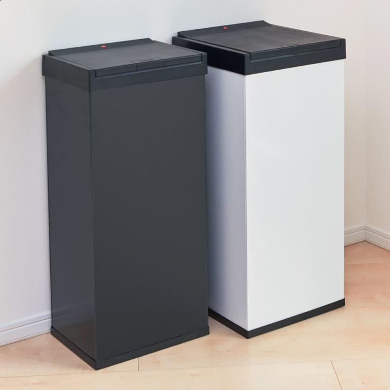 ふた付きのゴミ箱