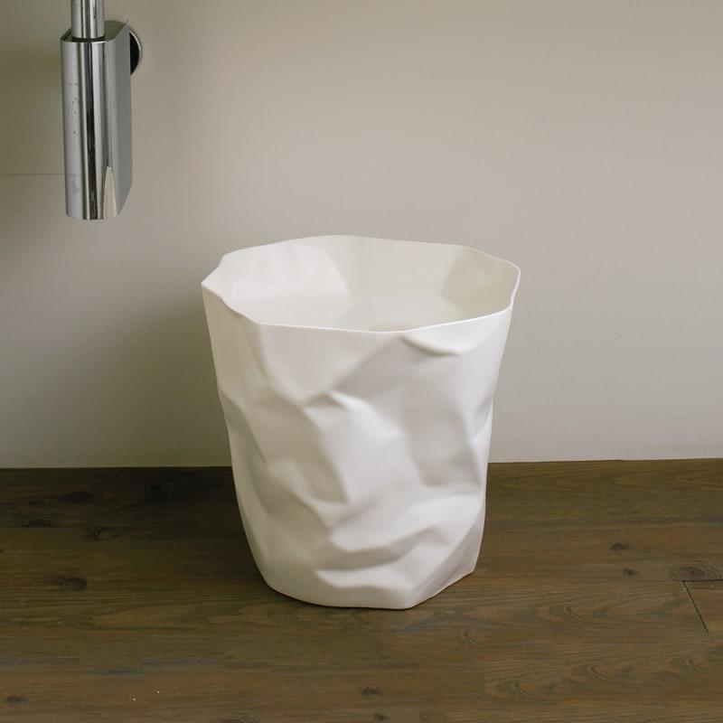 洗面所に置くゴミ箱