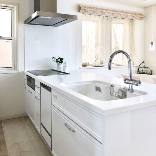 すっきり片付くキッチンは「使うとき」 「しまうとき」を意識して収納すると効果的!