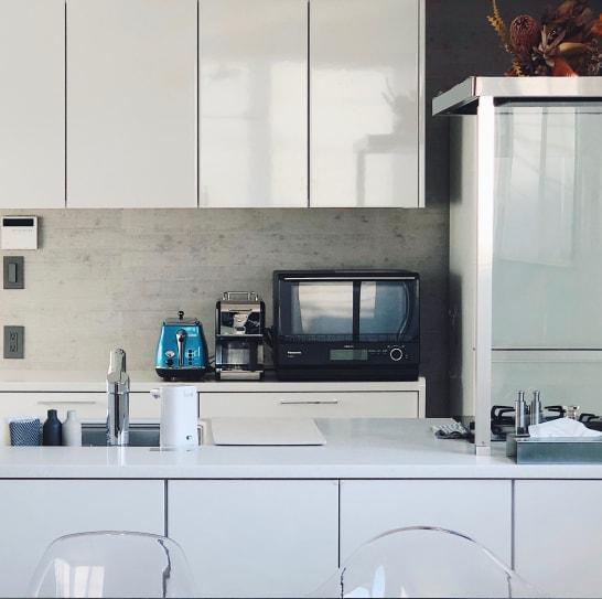 おしゃれなキッチンを演出する、配色バランス4つのポイント